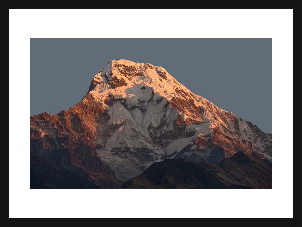 Annapurna South - 23,684 ft
