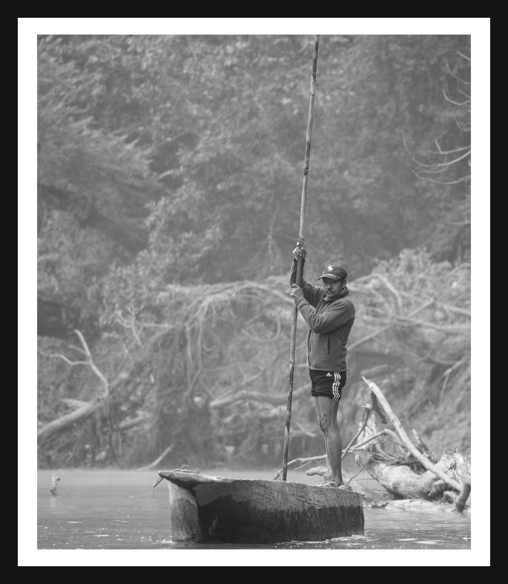 The Fisherman - Rapti River